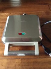 Breville BPI640XL Personal Individual Mini Pie Maker Stainless Non Stick
