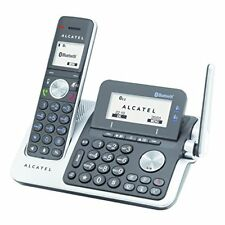 Teléfonos fijos inalámbricos de pantalla LCD 1 terminales inalámbricas