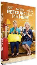 DVD *** RETOUR CHEZ MA MERE *** avec J Balasko, A Lamy ( neuf sous blister )