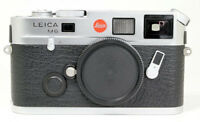 Leica M6 TTL 0.72 JAPAN 35mm Rangefinder Film Camera Body Only - Silver **MINT**