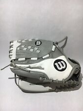"Wilson A2000 FV125 12.5"", RH For LH Throw, Pro Stock Super Skin Fast Pitch Glove"