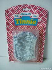 """Vêtements La maison de Tinnie """"Culotte plastique bleue"""" / Kenner Parker [ Neuf ]"""