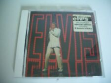 ELVIS PRESLEY CD NBC TV SPECIAL.RCA GERMANY PRESS ND 83894. ELVIS STICKER.