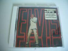 ELVIS PRESLEY CD NBC TV SPECIAL.RCA GERMANY PRESS ND 83894. ELVIS STICKER.