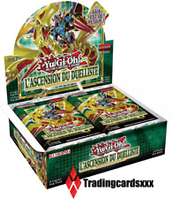 ♦Yu-Gi-Oh!♦ Boite de 24 Boosters : L'Ascension du Duelliste