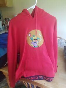 Tango Hotel Collection x The Simpsons XXL 2XL Krusty Clown Hoodie NWT