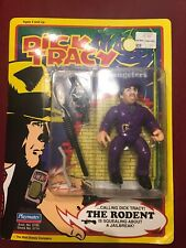 1990 Dick Tracy Playmates The Rodent Mip