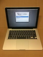 "Apple Macbook Pro 13"" / Intel 2.2GHZ / 4GB RAM / 500GB HD.  A1278"
