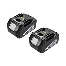 2X Lithium Ion Battery For Makita 5.0AH 18V BL1830 BL1815 BL1850 LXT Power Tool