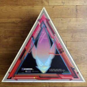 "UNKLE ""Eye 4 An Eye"" VIP Pointmen Kubrick Medicom Complete Set Futura 2000 Rare"