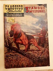 Classics Illustrated 21