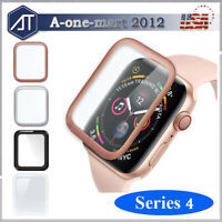 Full Cover Screen Protector for Apple Watch Series 5/4 40MM 44MM Tempered Glass