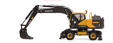 Motorart 300067 VOLVO Wheeled Excavator Ew180e Die Cast Model Toy