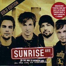 CD Sunrise Avenue On The Way To Wonderland GOLD EDITION ; Bonus Tracks
