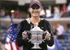 Sam Samantha Stosur Australia Tennis 5x7 PHOTO Signed Auto