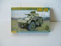 Ace 1/72 gepanzertes Fahrzeug Mörser Carrier AML-60