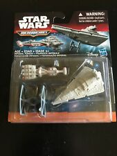 Star Wars Episode 4 A New Hope Micro Machines Imperial Pursuit Disney Hasbro