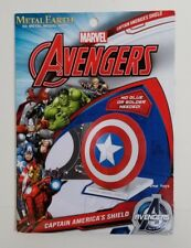 Fascinations Metal Earth Avengers Captain America's Shield 3D Model Kits Marvel