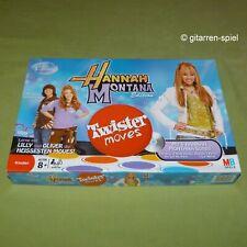 Twister MOVES Hannah Montana Edition a partire dai 8 anni di MB con 2 CD audio 1a TOP!