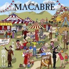 Macabre - Carnival of Killers CD 2020