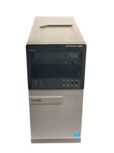 Dell OptiPlex 7020 MT Core i5 4590 3.3GHz 8GB RAM 500GB HDD Win 10 Pro