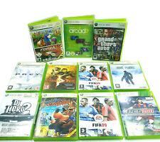 Lot de 12 Jeux Xbox 360 - PAL - Resident Evil 5, Prey, Banjo Kazooie, GTA ...