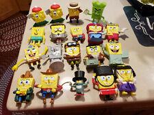 SET OF 19- 2005 & 2007 Burger King - Nickelodeon SpongeBob Squarepants  Lot