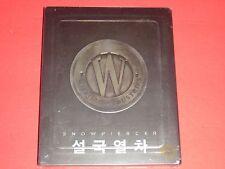 Snowpiercer Full Slip Blu Ray Steelbook Limited 700 1st Printing from Korea