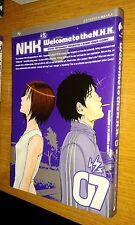 WELCOME TO THE N.H.K.-NHK # 7 - TAKIMOTO-OIWA - JPOP seinen manga - MN28