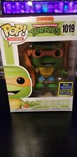 Funko pop sdcc 2020 Michelangelo With Surfboard #1019 TMNT fast shipping