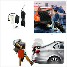 Car Power Tailgate Trunk One Foot Sensor Opening Kick Activated Black Waterproof