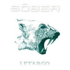 CD Sôber – LETARGO-HARD ROCK HEAVY METAL