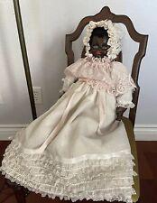 Vintage RARE Van Vliet Wooden Doll