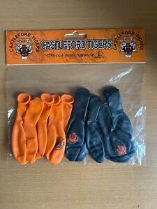 Castleford Tigers Balloon Set