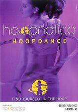 Hoopnotica ~ Hoop Dance Basics Beginning Level 2 ~ DVD ~ FREE Shipping USA