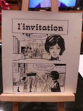 Planches de montage - L'Invitation - Sissi 182 - Complet