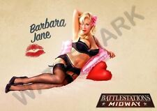 Unbranded Vintage Pin-Up Decorative Posters & Prints