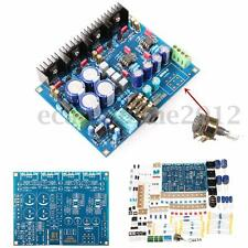 A1 Headphone Headset Amplifier DIY Kit Set Chassis AMO Module For Beyerdynamic