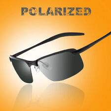 HD Night Vision Polarized Glasses Driving Aviator Sunglasses Uv400 Eyewear