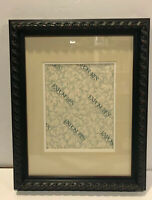 """Exposures /""""December/"""" Decorative Hand Painted Picture Frame"""