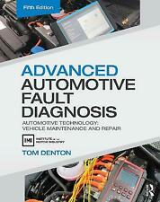Advanced Automotive Fault Diagnosis, Tom Denton,  Paperback