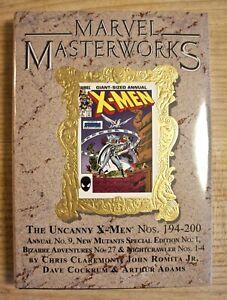 Marvel Masterworks Uncanny X-men 12 Variant 287 new & sealed