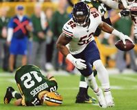 KHALIL MACK  CHICAGO BEARS 8X10 SPORTS PHOTO (FF)