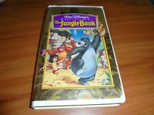 The Jungle Book (VHS, 1997, 30th Anniversary Limited Edition)