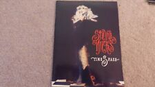 Stevie Nicks Time Space / The Whole Lotta Trouble Tour Program