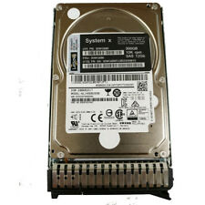 "Lenovo System X 300GB 2.5"" 10K RPM SAS 12Gb HDD with Caddy 00WG685"