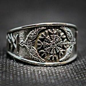 HAUNTED RING: TRUE NORSE WEALTH MAGICK! AUTHENTIC VIKING SEIDR! PROVEN POWER!
