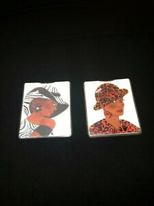 Personalized Expression African American Women Flashlights