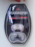 AQUARAPID SOFT SILICONE HYPO ALLERGENIC EAR PLUGS PLUG FOR SWIMMING /SWIMMER