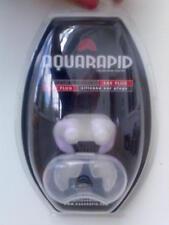 AQUARAPID SOFT SILICONE HYPO ALLERGENIC EAR PLUGS PLUG FOR SWIMMING /SWIMMER
